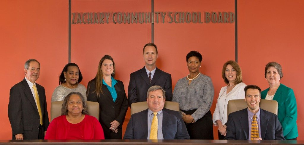 School Board Group Picture